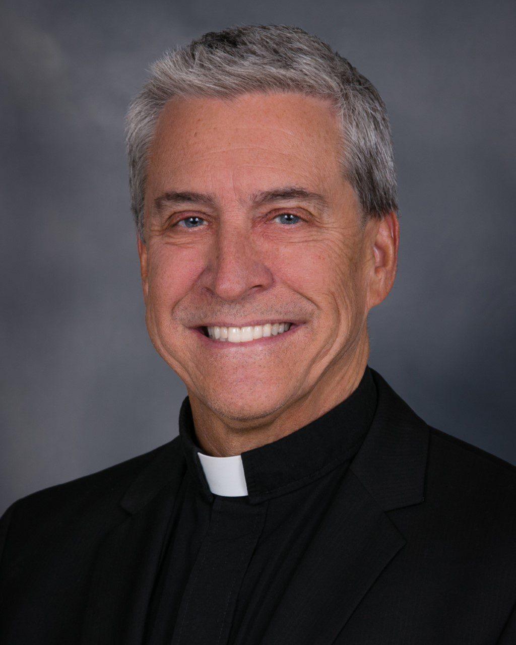 Father Brian Mohan : Parochial Vicar